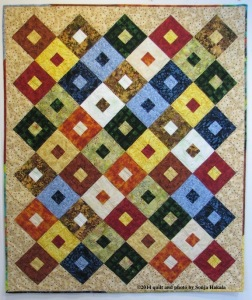 Hey Nineteen-finished quilt for web
